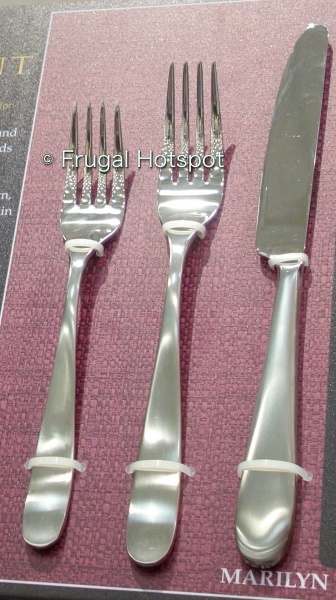 Argent Orfevres 20-Piece Flatware by Hampton Forge | Marilyn | Costco