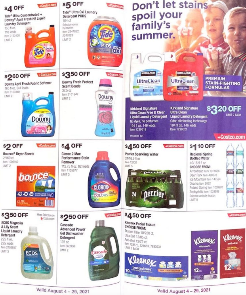 Costco Coupon Book AUGUST 2021   Page 11