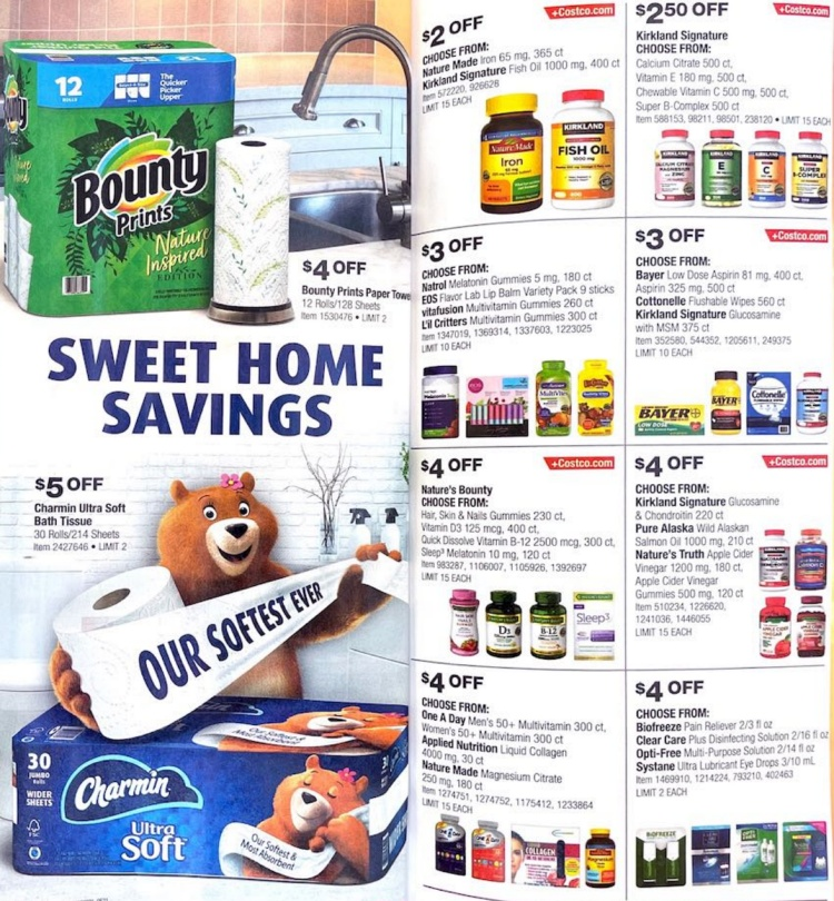 Costco Coupon Book AUGUST 2021   Page 12