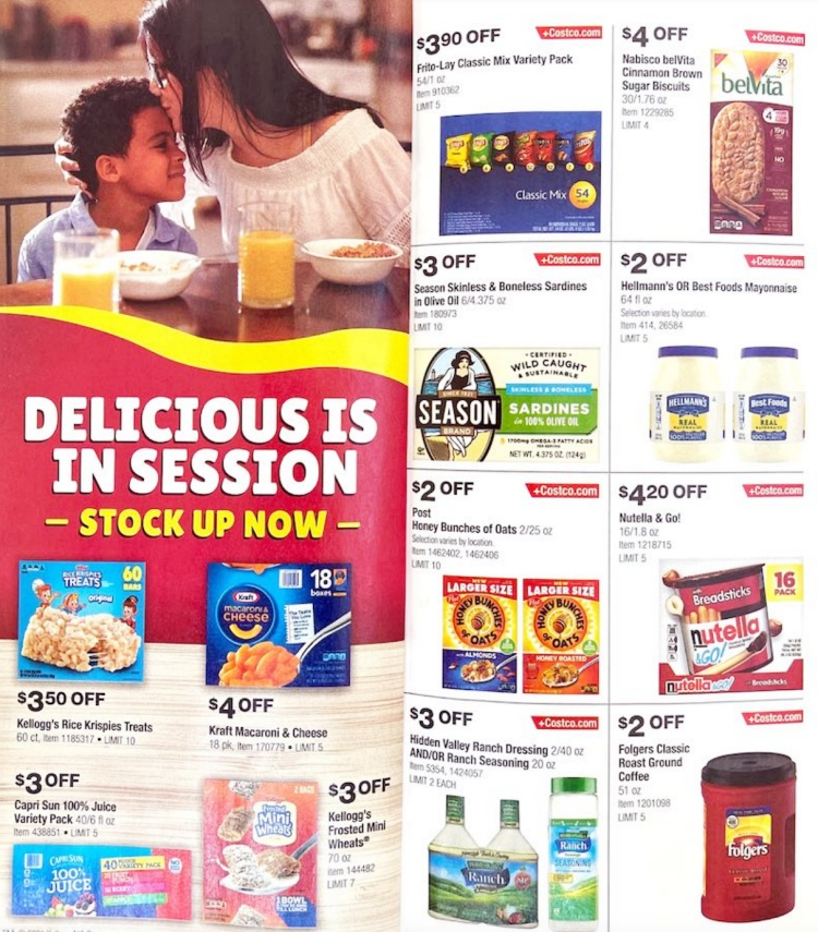 Costco Coupon Book AUGUST 2021   Page 8