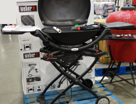 Weber Q2200 Outdoor Gas Grill | Costco Display