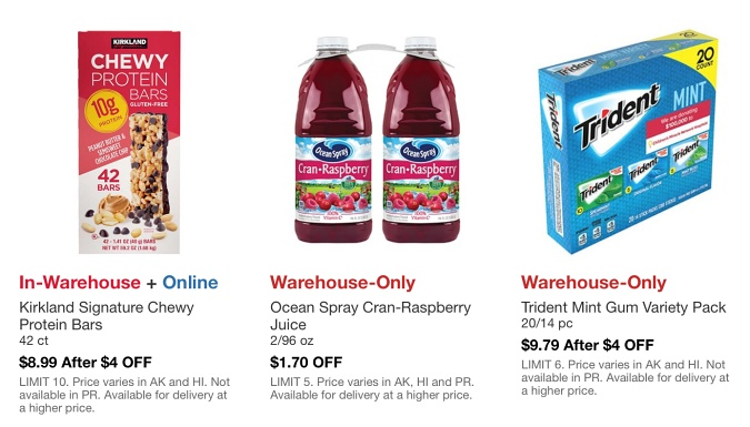 Costco In Warehouse Hot Buys Sale AUGUST 2021 P6