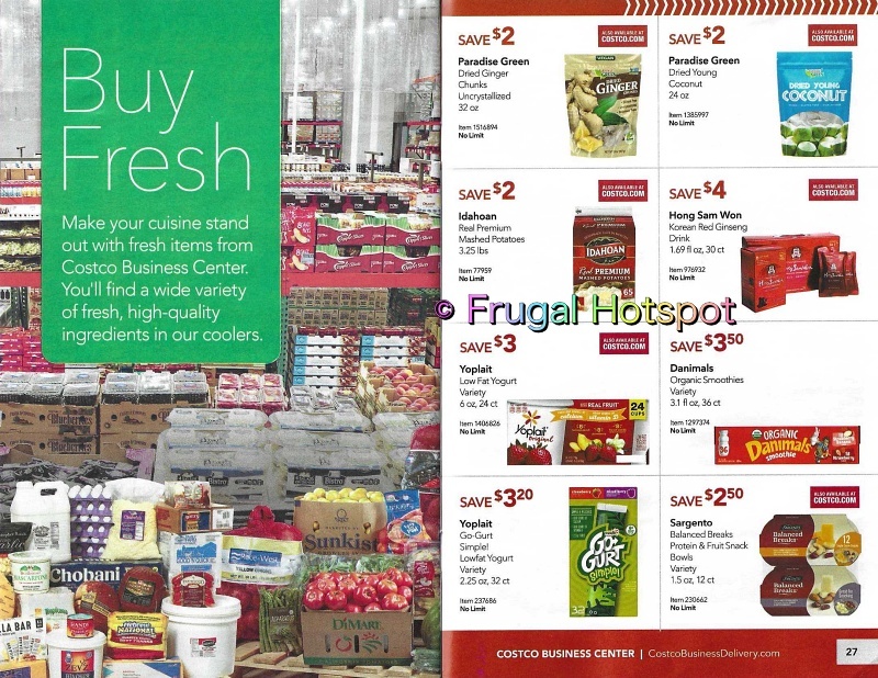 Costco Business Center Coupon Book SEPTEMBER : OCTOBER 2021 | Pages 26-27