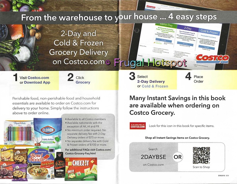 Costco Business Center Coupon Book SEPTEMBER : OCTOBER 2021 | Pages 4-5
