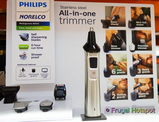 Philips Norelco Multigroom All-in-One Trimmer | Costco Display