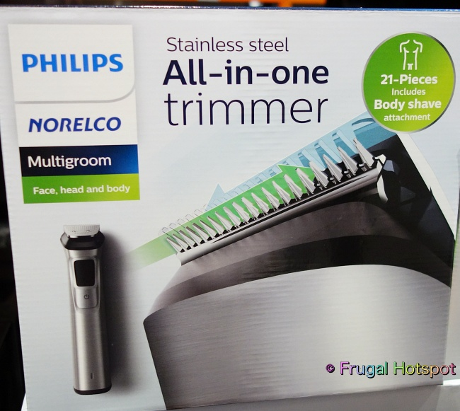 Philips Norelco Multigroom All-in-One Trimmer | Costco