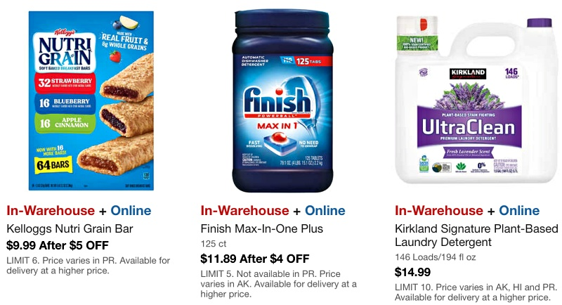 Costco In-Warehouse Hot Buys Sale - OCTOBER 2021   Page 4